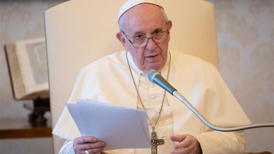 O pontífice conclama o mundo a trabalhar em prol de uma educação de qualidade