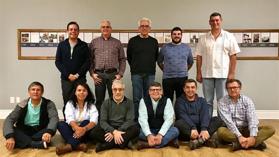Hno. Alberto Aparicio participa del diálogo con la Región Arco Norte
