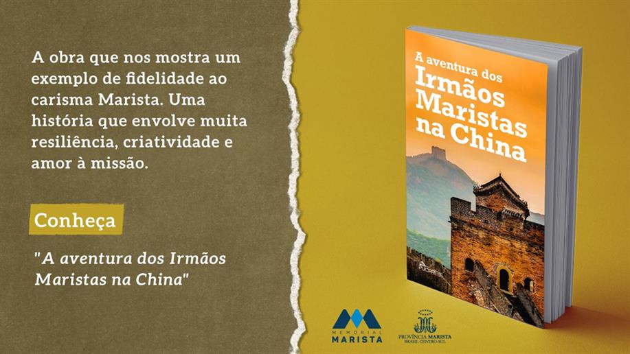El Memorial Marista, en asociación con la Provincia Marista Brasil Centro-Sur y la Editora PUCPRESS, fueron los responsables por las versiones en portugués y español del libro