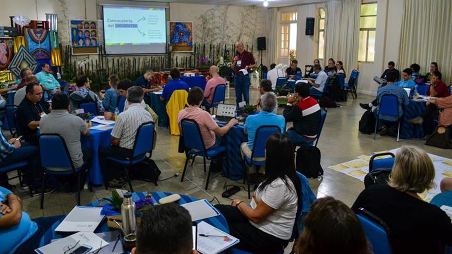 Durante três dias, todas as equipes responsáveis pelo desenvolvimento regional dialogaram sobre os próximos passos regionais