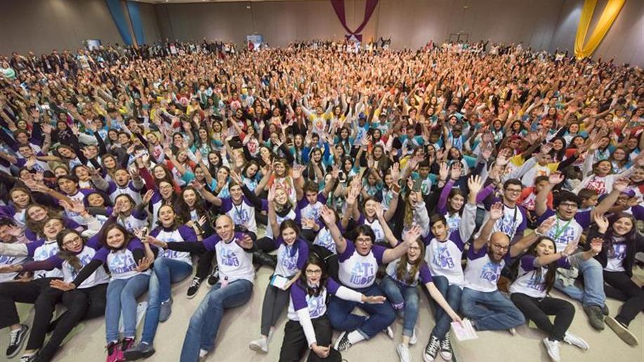 Evento propos reflexões para fazer a diferença no mundo