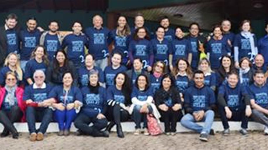 Encontro ampliado em Porto Alegre para a preparação ao Bicentenário da presença marista no mundo