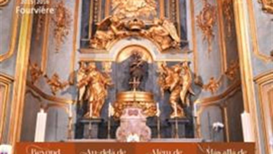 Publicação do livro Além de Fourvière... Reflexões de jovens maristas, em Roma, incluindo textos dos quatro ramos da família marista.