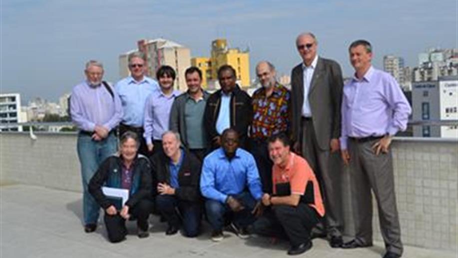 """""""A Província Marista do Rio Grande do Sul (PMRS) recebeu a visita da Comissão Internacional de Missão, que apoia o Secretariado da Missão no planejamento, reflexão e acompanhamento da missão marista, em nível de Instituto."""