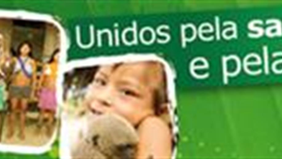 O Brasil Marista está unido pela campanha Povos indígenas do Vale Javari – Unidos pela saúde, pela vida.