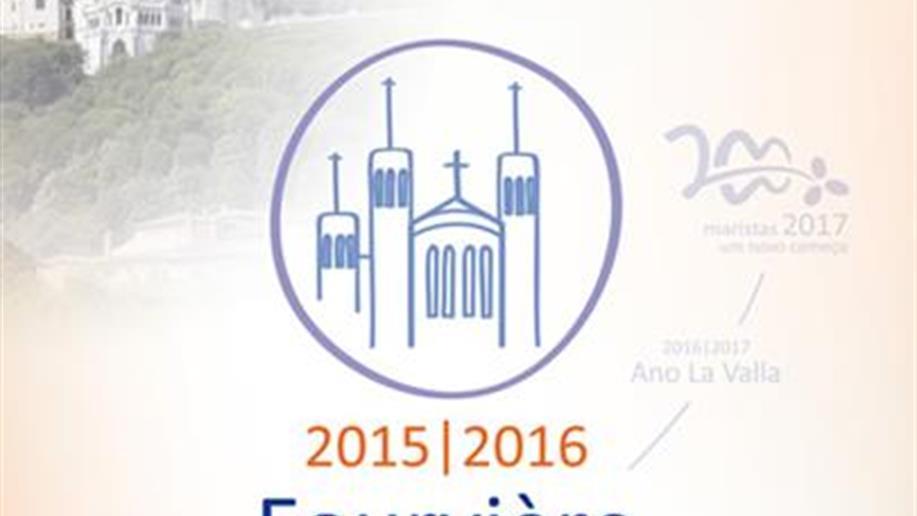 Novo passo rumo ao bicentenário da atuação marista, ao vivermos o Ano Fourvière.