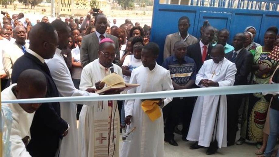 Grande festa marcou o jubileu de 60 anos de presença marista em Angola. A celebração foi realizada no Kuito-Bié, com a participação das três escolas maristas, seus estudantes, professores, colaboradores e amigos.
