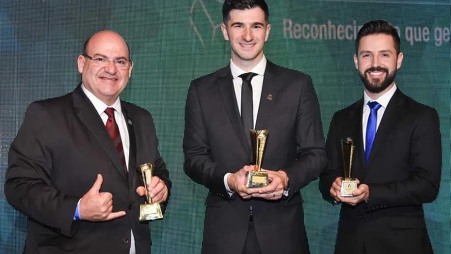 Pelo terceiro ano consecutivo, a Rede Marista se destacou na etapa nacional do Prêmio Aberje, principal reconhecimento na área de Comunicação Empresarial do país.