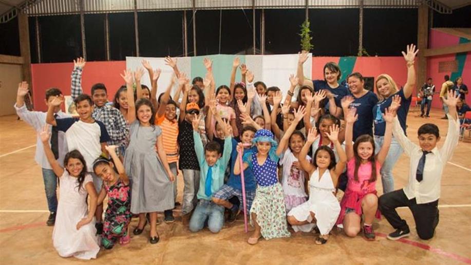 Na sexta-feira, 27 de outubro, o Centro Educacional Maria de Nazaré, em Porto Velho (RO), celebrou seus 30 anos. O evento reuniu colaboradores, Irmãos, estudantes e familiares para momentos de integração e apresentações culturais – que também comemoraram