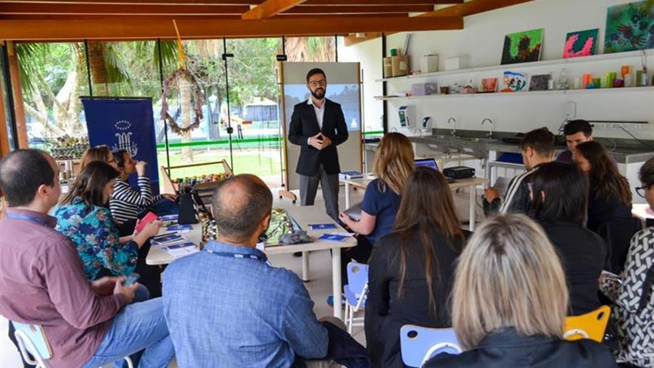 Na quinta-feira, 28 de setembro, a Rede Marista sediou a sexta edição do Encontro Aberje Rio Grande do Sul, que reúne gestores e profissionais da Comunicação para a partilha de boas práticas.