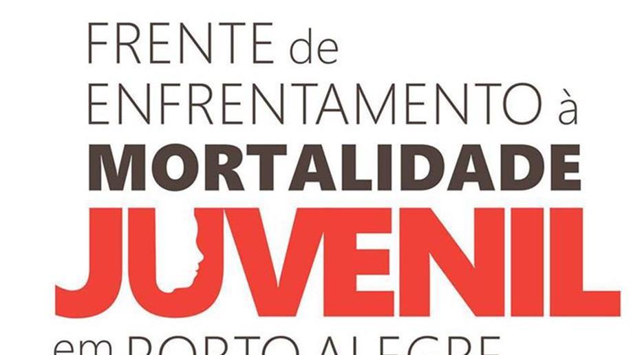 Na quinta-feira, 25 de maio, ocorre o lançamento da Frente de Enfrentamento à Mortalidade Juvenil em Porto Alegre. O evento é aberto ao público.