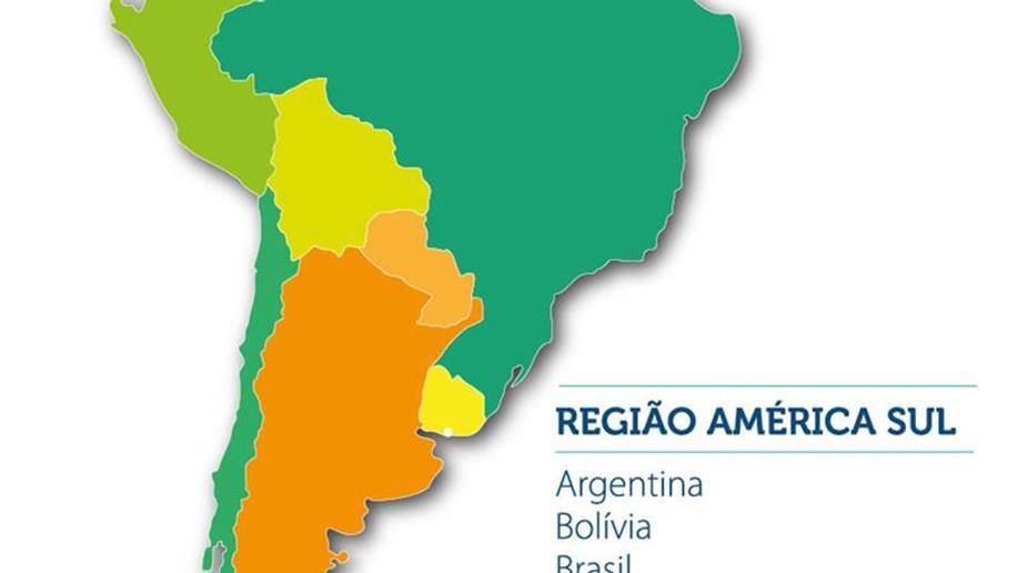 Criada para fortalecer a atuação marista em sete países, a Região América Sul já começa a dar seus primeiros passos