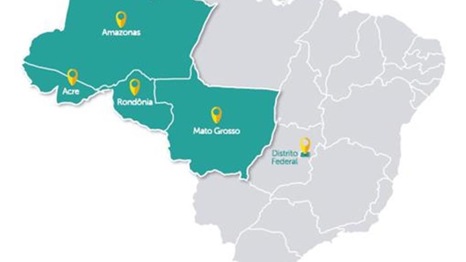 Há um ano, no dia 8 de dezembro de 2015, a Rede Marista ampliava suas fronteiras, abraçando cinco estados da Região Amazônica, além do Rio Grande do Sul e Brasília.