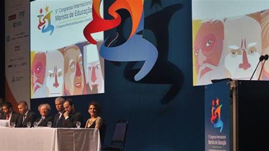 Ao longo dessa semana, educadores e educandos de todo o Brasil estão reunidos em Olinda/Recife para a quinta edição do Congresso Internacional Marista de Educação e o segundo Congresso Marista de Educandos e Famílias.