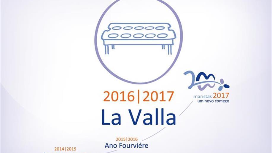 O último ano em preparação para o bicentenário da atuação marista no mundo iniciou no mês de agosto. O ícone é a Casa de La Valla. As Unidades da Rede Marista já iniciaram a vivência do Ano La Valla. Confira!