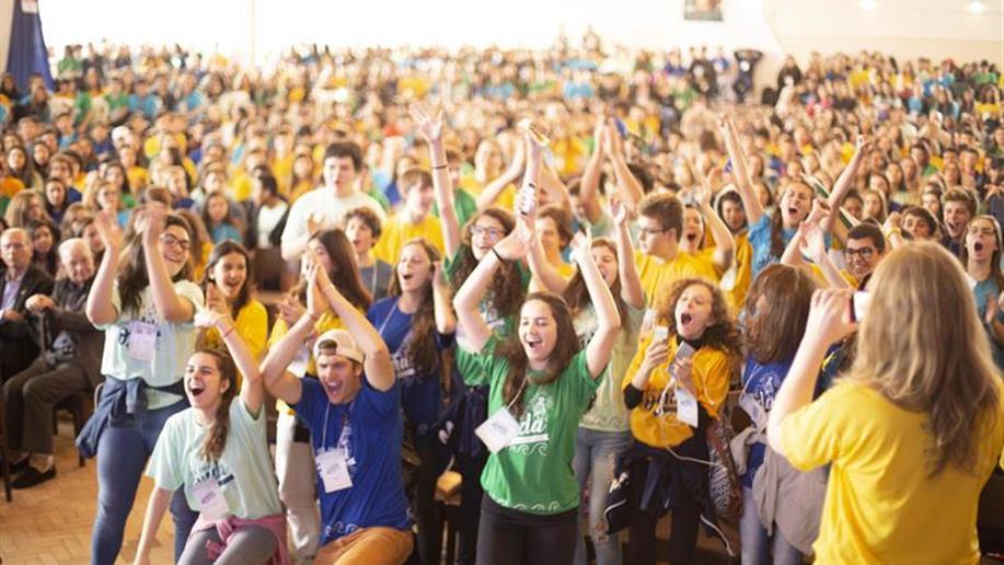 A partir da palavra atitude, Encontro de Jovens Maristas 2018 busca refletir sobre a atualidade e motivar mudança de atitudes