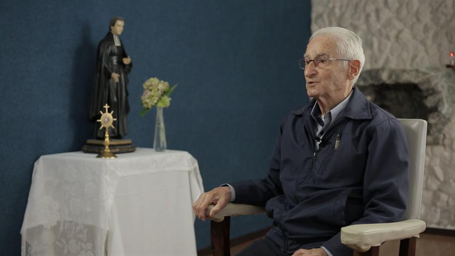 O Irmão tinha 79 anos de vida religiosa marista