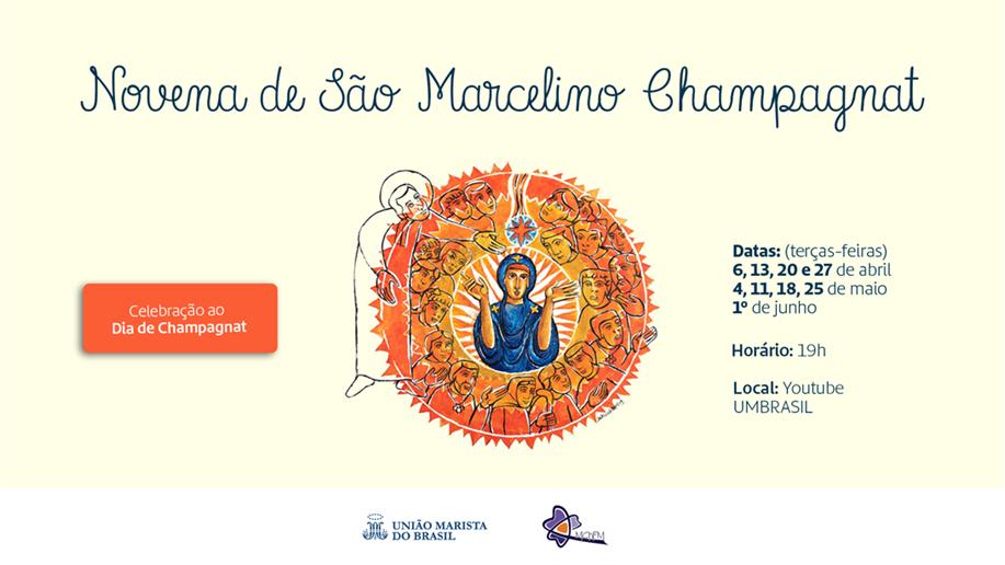 Fraternidades do Brasil Marista se unem em preparação ao Dia de Champagnat