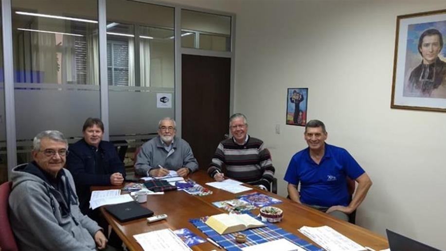O encontro está previsto para março e será realizado no Brasil