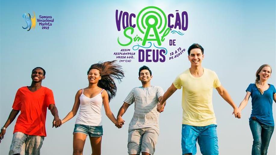 Durante toda a semana serão realizadas atividades para a promoção da cultura vocacional nos diferentes espaços de atuação