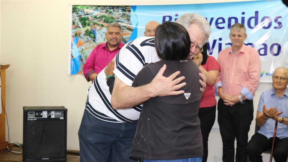 Ajuda humanitária ocorre a partir de parceria com a Prefeitura Municipal de Viamão