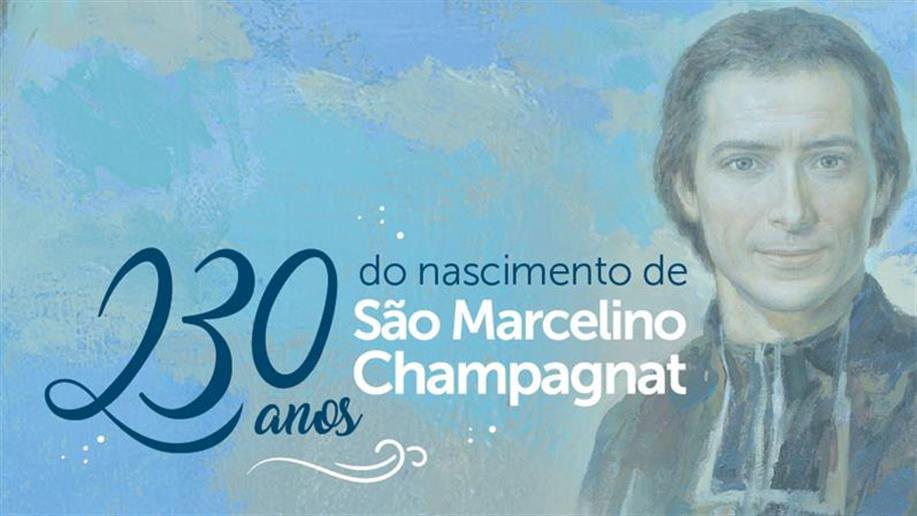 No dia 20 de maio, o fundador do Instituto Marista estaria completando 230 anos​