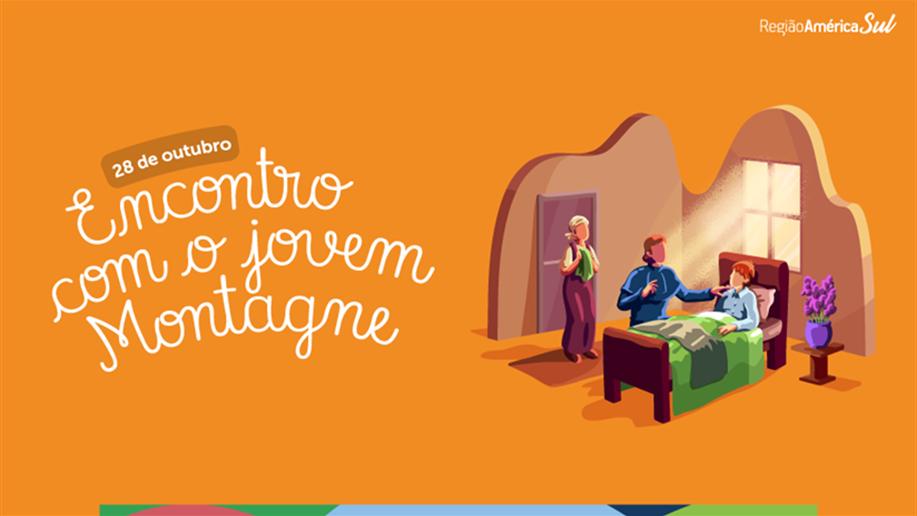 Outubro recorda o encontro entre Champagnat e o jovem Montagne
