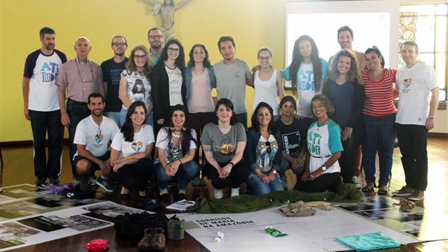 Vivência discute a Cultura da Solidariedade e abre espaço para refletir sobre a missão do voluntário