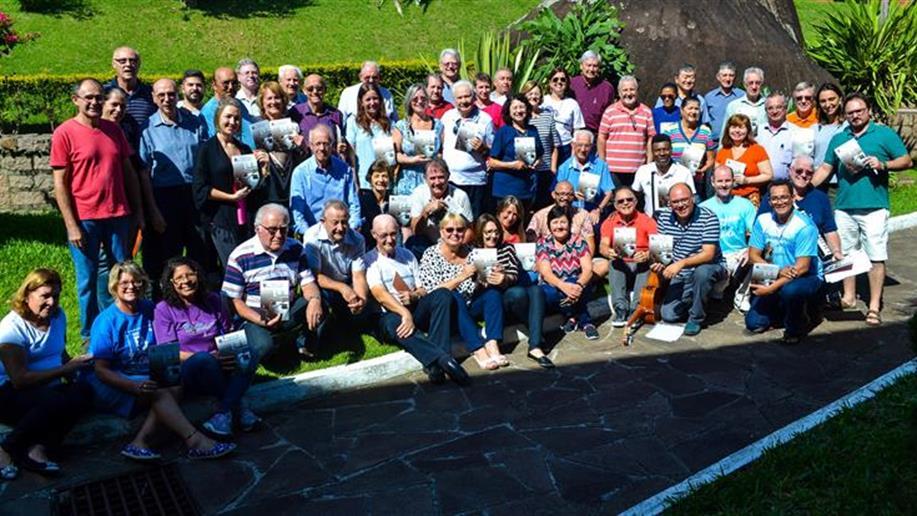 Evento em Curitiba visou fortalecer a identidade e a caminhada de Leigos e Leigas