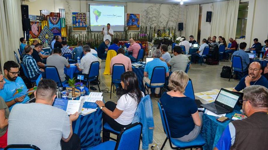 Trabajo desarrollado por los proyectos estratégicos fue una de las pautas centrales del encuentro de Mendes