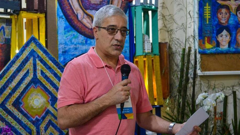 Hno. Goyo, representante de la Región Arco-Norte, estimula la integración