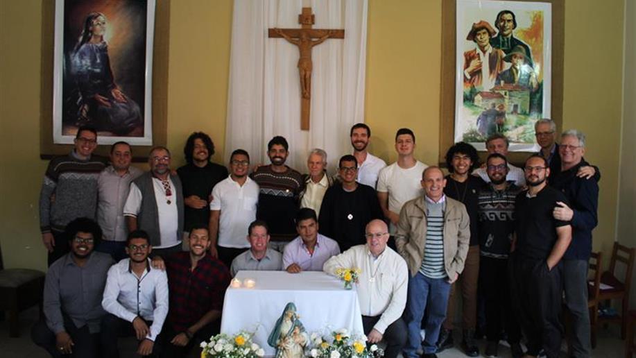 Onze postulantes passam a integrar oficialmente o Instituto Marista