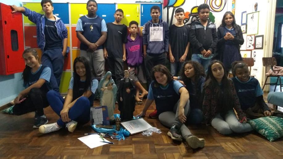 Grupo já conta com 15 jovens que realizam atividades semanais
