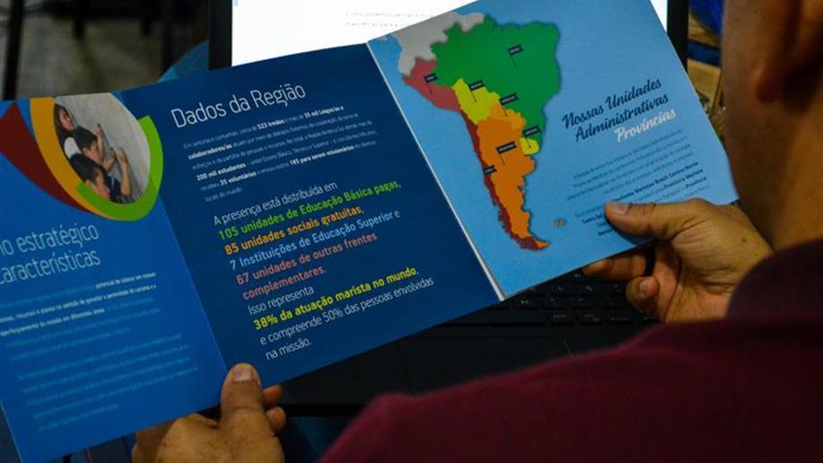 Subsídios para apoio e disseminação das atividades regionais estão disponíveis para acesso e download
