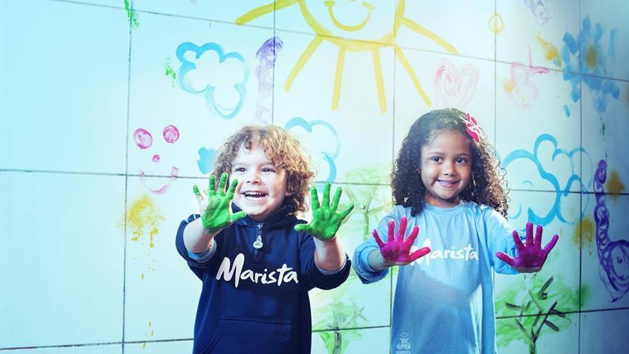 Atuamos em prol da promoção e proteção dos direitos das crianças
