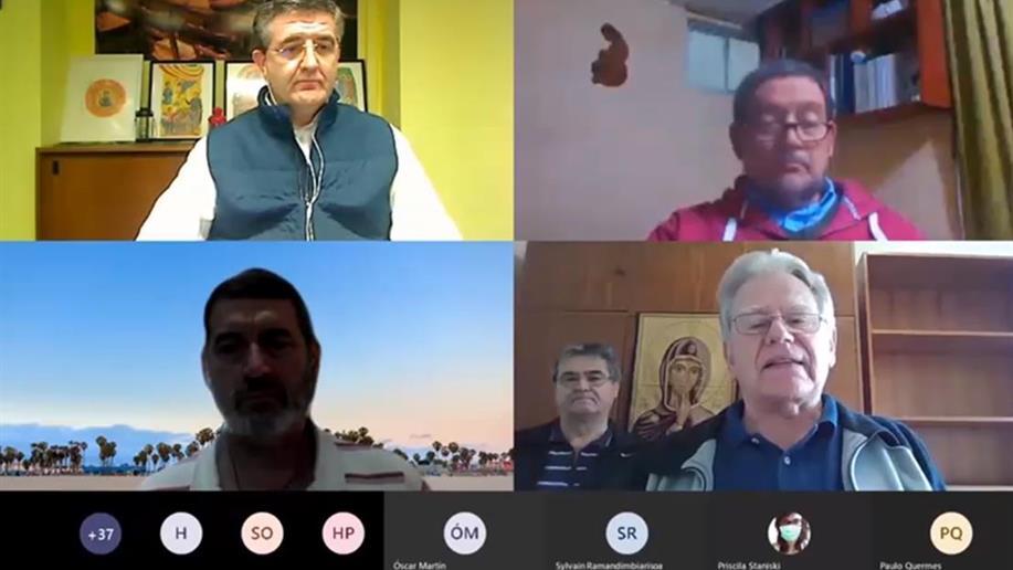 El principal evento deliberativo ocurre virtualmente y enfatiza la necesidad de diálogo, cooperación y mirada sensible ante las diferentes realidades Maristas
