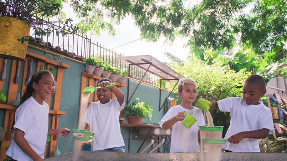 Na semana da criança, conheça algumas iniciativas que a Rede Marista desenvolve junto a crianças, adolescentes e jovens