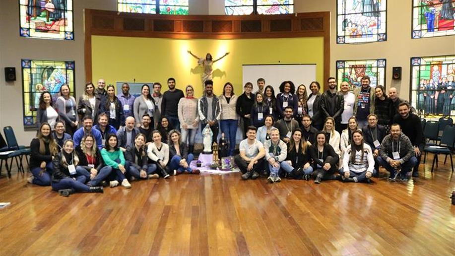 Atividade foi realizada nos dias 11 e 12 de setembro, na Casa Marista da Juventude