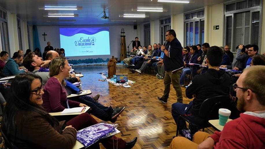 O evento irá reunir Irmãos e Leigos/as da Região América Sul