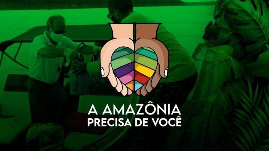 A iniciativa das Pontifícias Obras Missionárias e da REPAM arrecada fundos para apoiar as comunidades da região amazônica durante a pandemia