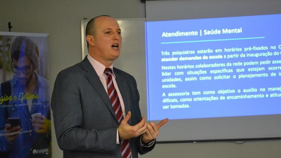 Gestores dos Colégios e Unidades Sociais conheceram a proposta do Centro Marista de Promoção dos Direitos da Criança e do Adolescente