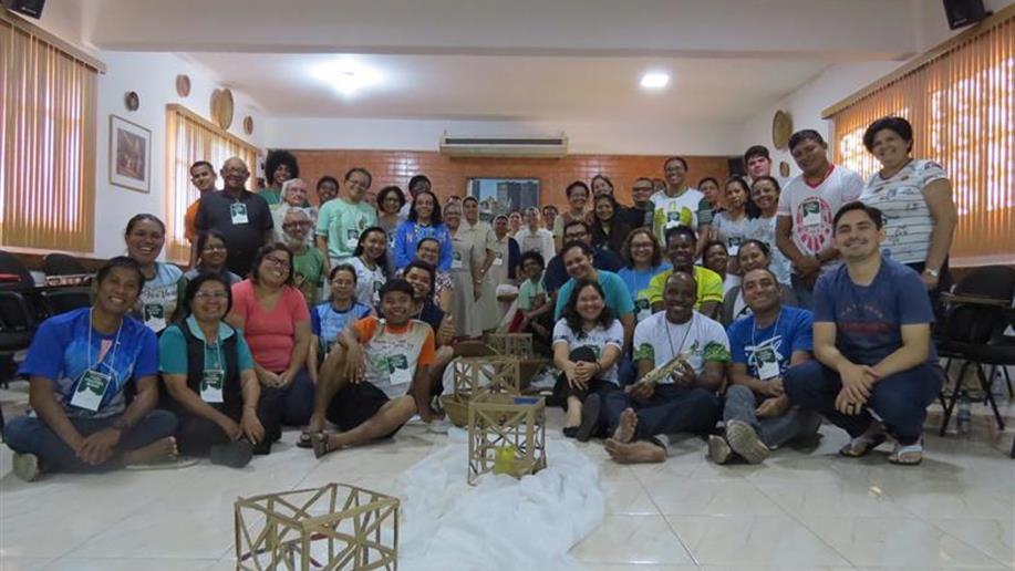 Representantes da Animação Vocacional da Rede Marista participam de eventos e formações sobre o tema