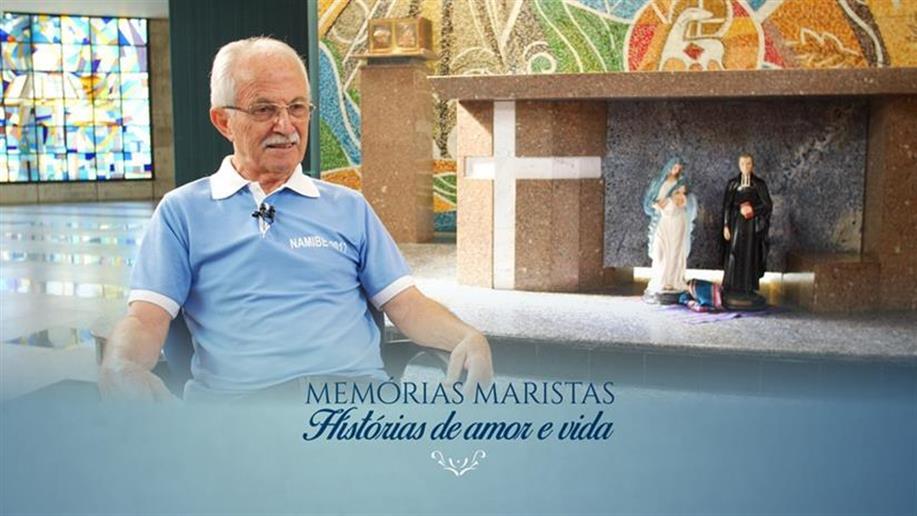 O Irmão é um dos personagens entrevistados na quarta edição do projeto Memórias Maristas: histórias de amor e vida