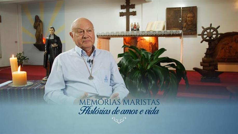 O Irmão é um dos entrevistados da quarta edição do projeto Memórias Maristas: histórias de amor e vida