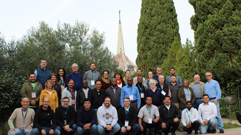 No mês de novembro, representantes de todas as Regiões Maristas estiveram reunidos em prol da cultura da solidariedade