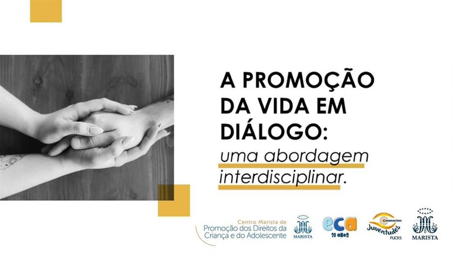 A mesa redonda irá discutir, de forma interdisciplinar, a promoção das vidas juvenis no contexto educativo