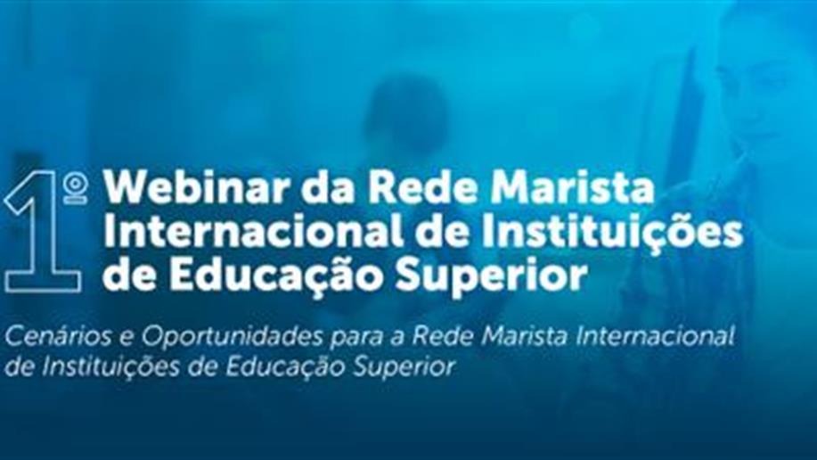 O evento online contou com a participação de representantes da PUCRS, PUCPR e da Universidad Marcelino Champagnat