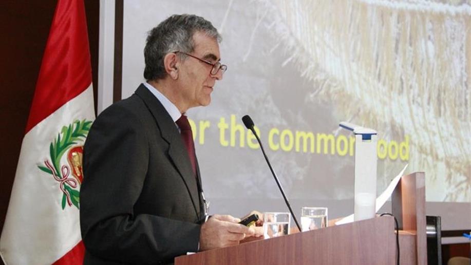 Ir. Pablo Gónzalez Franco, do Peru, passará a atuar como Provincial a partir de julho