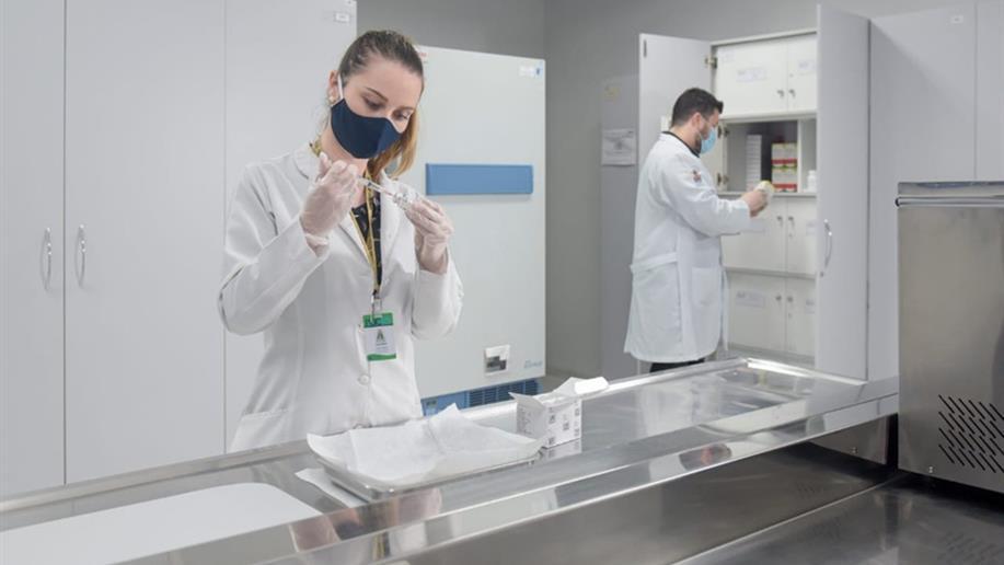 Pesquisadores da PUCRS, do InsCer e do HSL estão trabalhando intensamente para desenvolver soluções inovadoras para a saúde